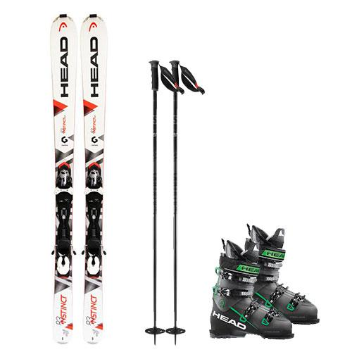 Basic Ski Package